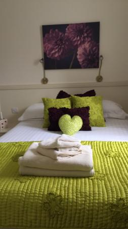 Culgaith, UK: Loved our room, stylish and warm!