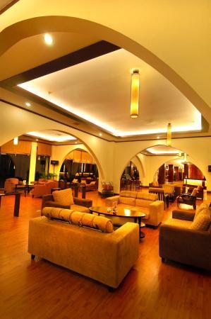 Hermes Palace Hotel: Loby Utama