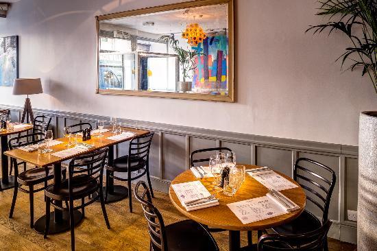 Lussmanns - Hertford: Lussmanns Hertford - upper dining area