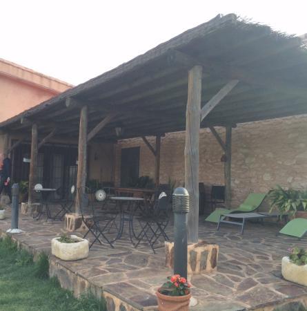 Porzuna, Espagne : Porche