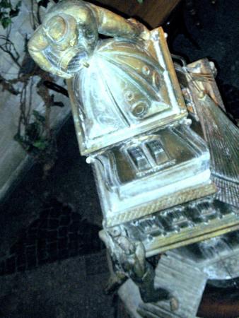 Bavarius: Фонтан в нижнем зале
