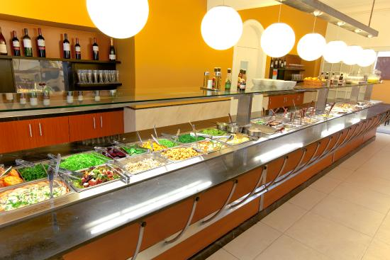 Couve e Flor restaurante LTDA: Buffet