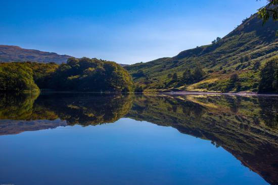 Lake Grasmere: Mirror Image