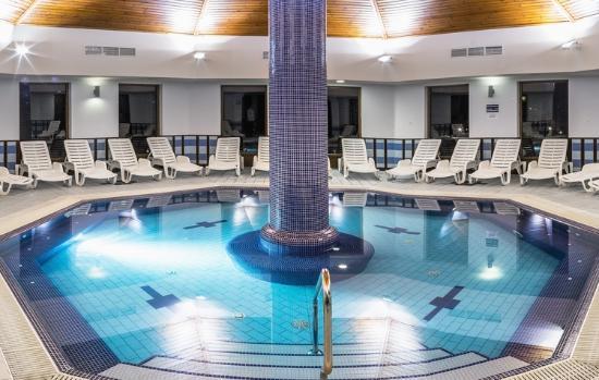 Paradfurdo, Hongaria: Erzsébet Park Hotel Wellness