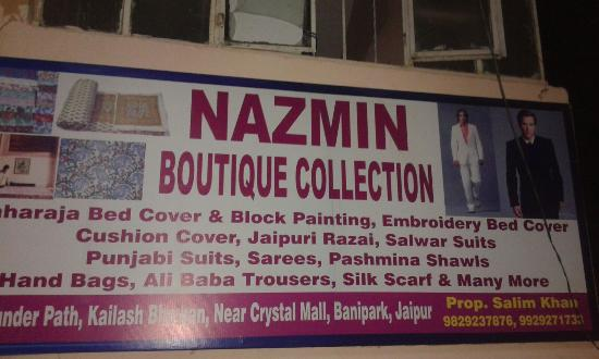 ‪Nazmin Boutique Collection‬