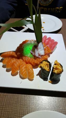 168 Sushi St Laurent Ottawa