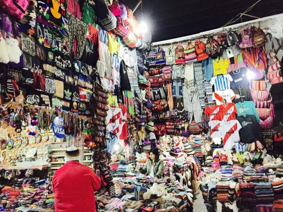 Machu  Picchu market adjacent to the train station: photo0.jpg