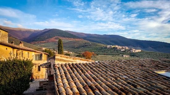 Locanda Castellina: Locanda... Con vista!