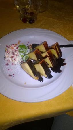 Vecchia Osteria Cimenti: Dessert
