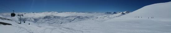 Laax, Suiza: Views
