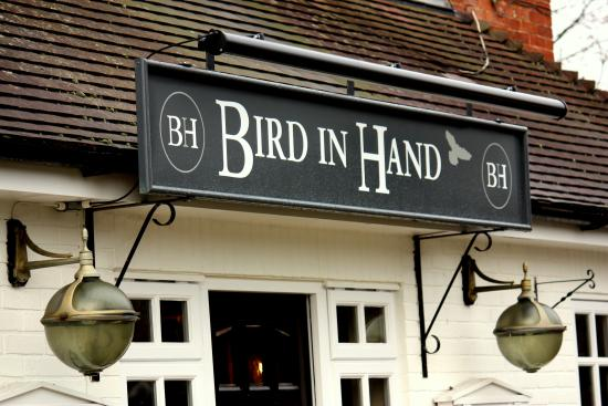 Bird In Hand Woking >> Bird In Hand Picture Of Bird In Hand Woking Tripadvisor