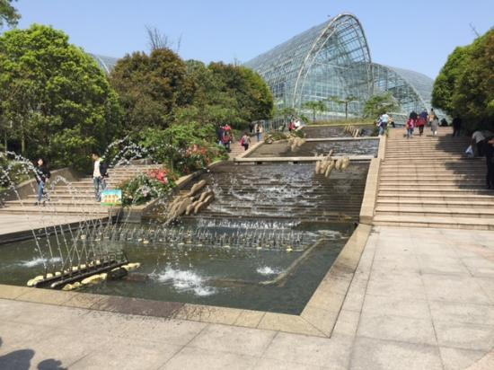 Nanshan Botanical Garden : Fresh air and great parks