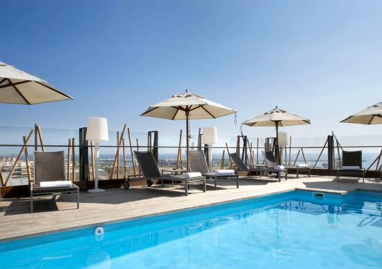 AC Hotel Alicante: swimming pool