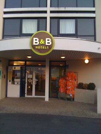 Hôtel B&B Cholet Centre : Cholet B&B Hotel