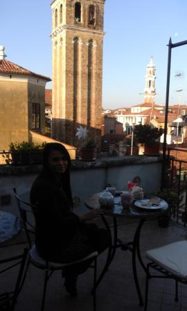 Bb la terrazza dei miracoli venice italy specialty bb reviews photos price comparison tripadvisor