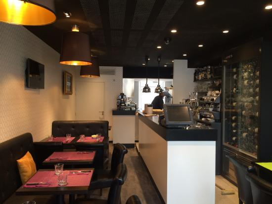 Nouvel intérieur du Rich\'Bar - Picture of Rich\' Bar, Dijon - TripAdvisor