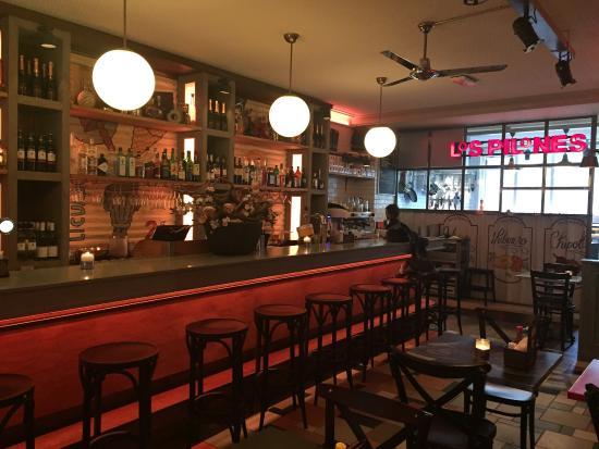Kerkstraat 59: New style !! Los Pilones 59!