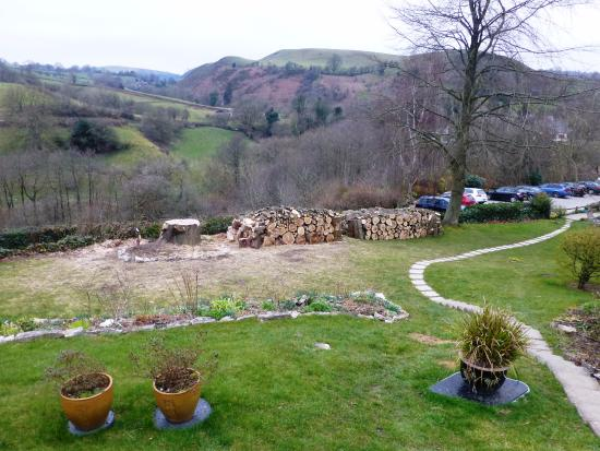 Pen-y-Dyffryn Country Hotel: The tree was too old, but is replaced with a new one.
