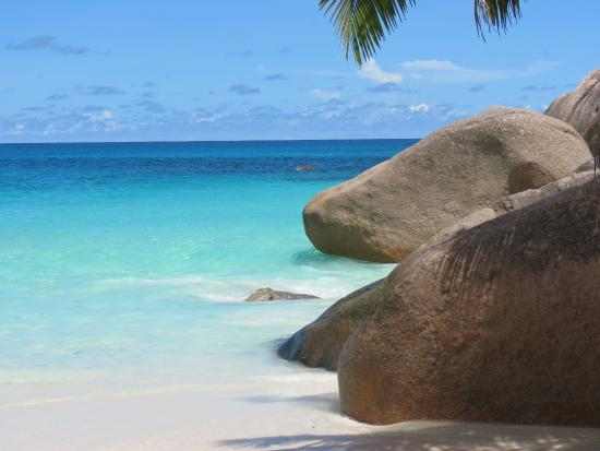 Pulau Praslin, Seychelles: vue