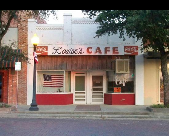 Louise S Cafe Eastland Tx