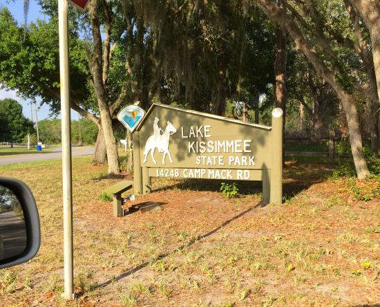 Kissimmee lake picture of lake kissimmee state park for Lake kissimmee fishing report