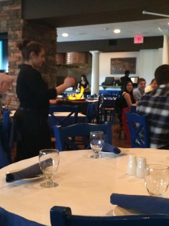 Foto de Yianni's Taverna