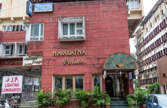 Hotel Navratna Palace Mangalore