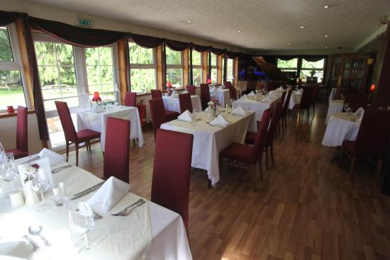 Columba House Hotel: restaurant