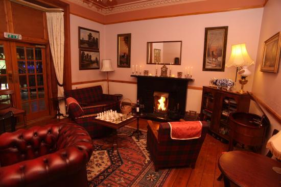 Columba House Hotel: lounge