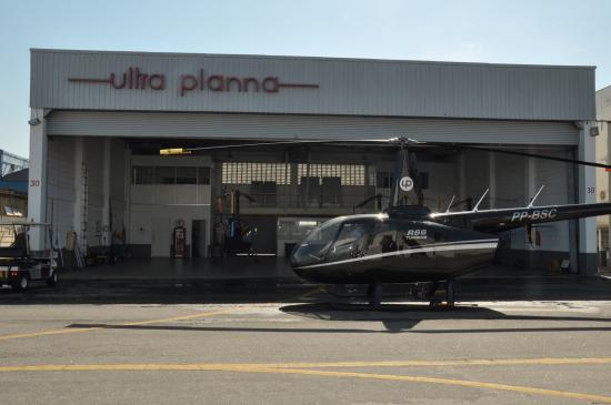 Ultra-Planna Táxi Aéreo