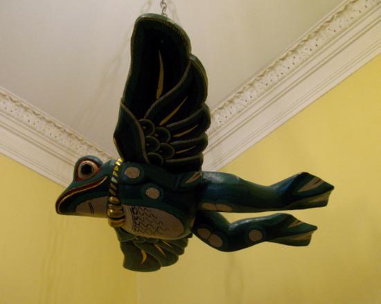 Franklin, IN: The original flying frog!