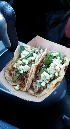 Awesome twist on traditional tacos