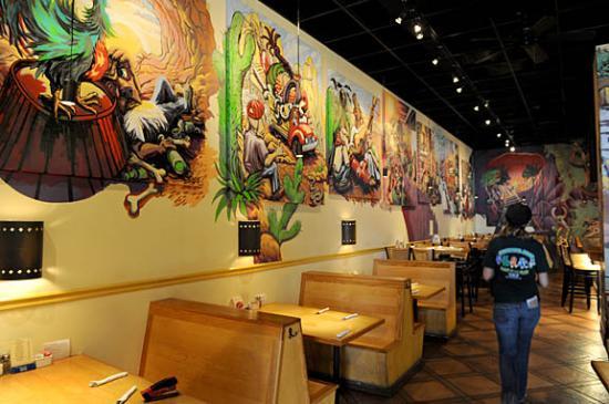 Lost Dog Cafe Dininig - Picture of Lost Dog Cafe, Arlington