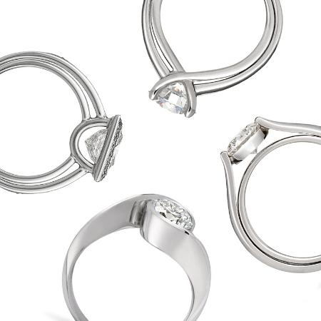 Diana Vincent Jewelry Designs: Original Diana Vincent Engagement Rings