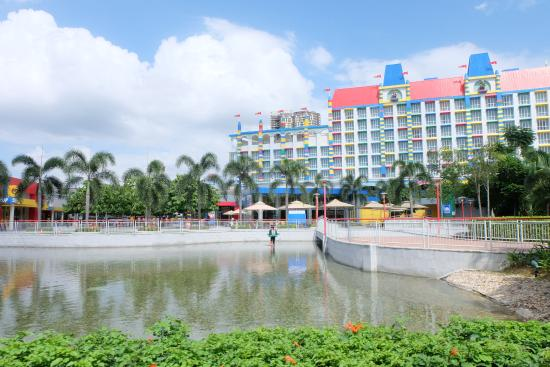 hotel building from theme park picture of legoland malaysia resort rh tripadvisor com sg