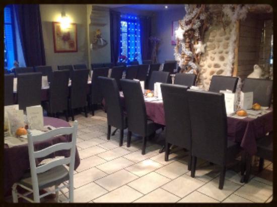Restaurant Au Fil De L Eau Saint Rambert D Albon