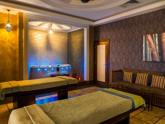 Rixos Sharm El Sheikh: Massage and Jacuzzi