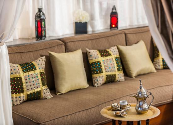 Rixos Sharm El Sheikh : Resting area