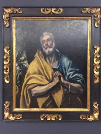 El Greco - Picture of Museo Soumaya, Mexico City - TripAdvisor