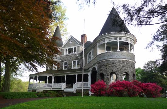Auburn Heights Preserve: The Marshall Mansion