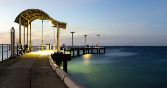 Jurien Bay Tourist Park: jetty