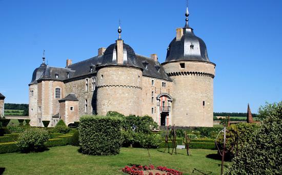 Le Chateau de Lavaux Sainte-Anne