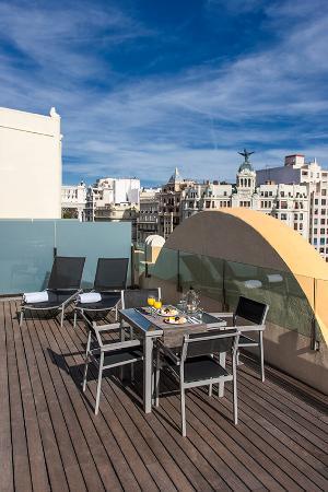 Hotel Zenit Valencia: Habitación Junior Suite