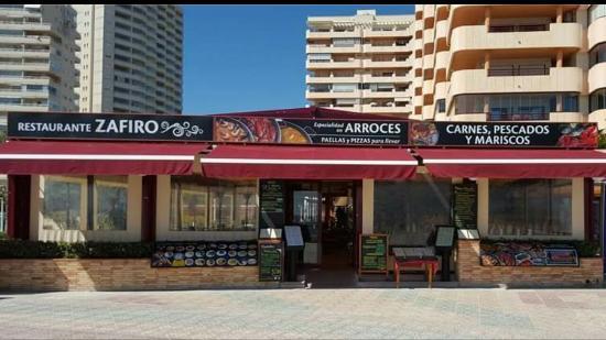 Restaurante Zafiro