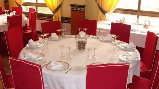 Atarfe, Hiszpania: Mesa de Celebraciones