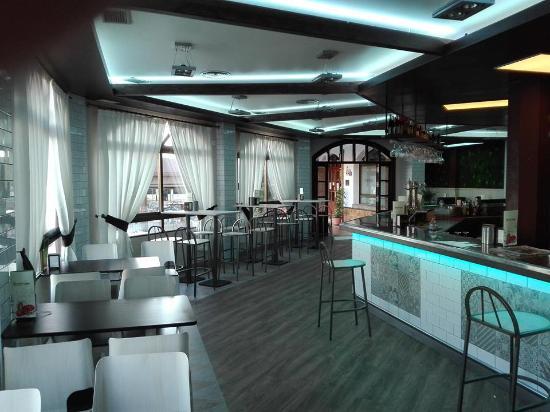 Atarfe, Hiszpania: Bar Cafetería