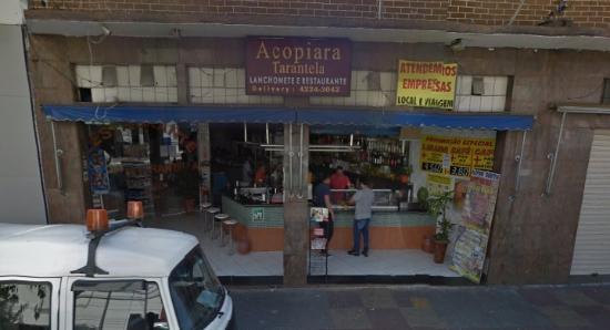 Restaurante Pizzaria Tarantela
