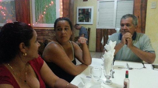 Restaurante Calle Cuba
