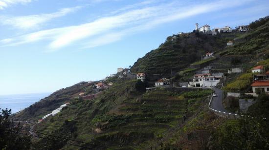 Camara De Lobos, โปรตุเกส: Isla de Madeira = Cabo Girao – Vistas increíbles !!!