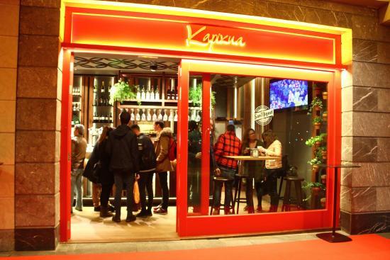 Kapikua Plaza Euskadi